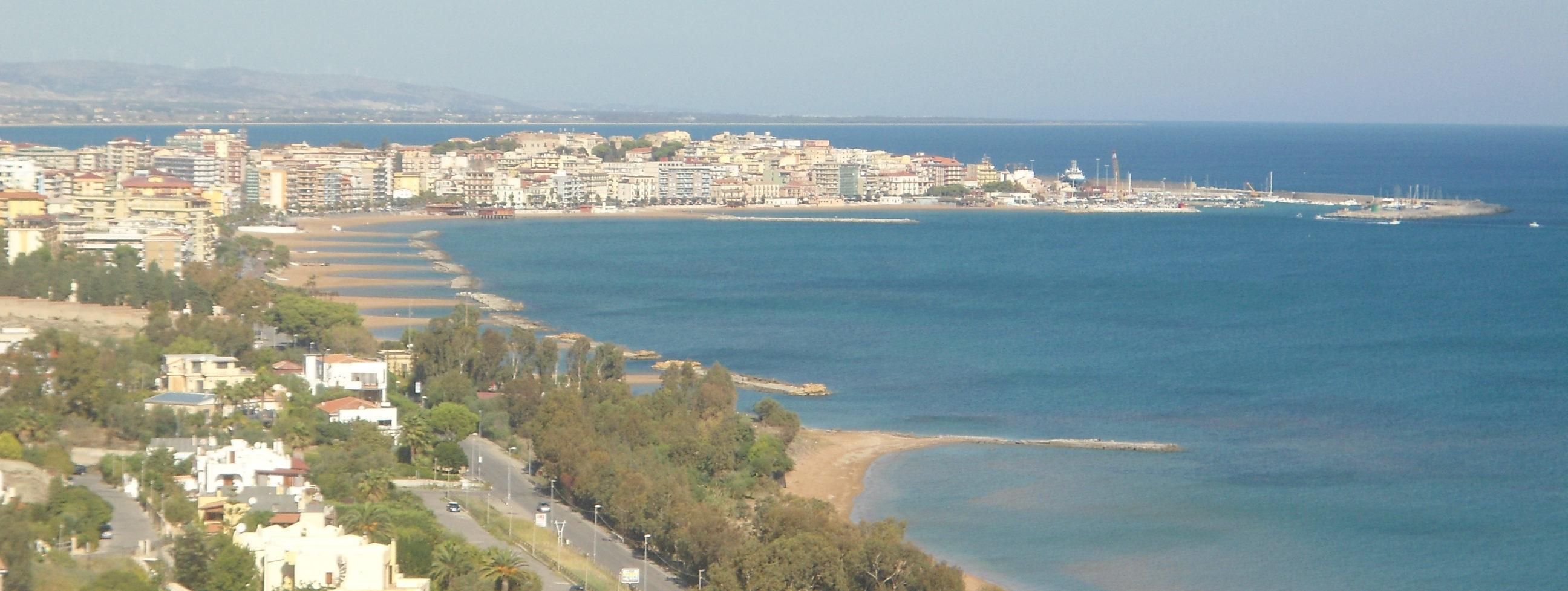 Terreno in vendita edificabile di 1.000 mq circa vista mare sulla costa